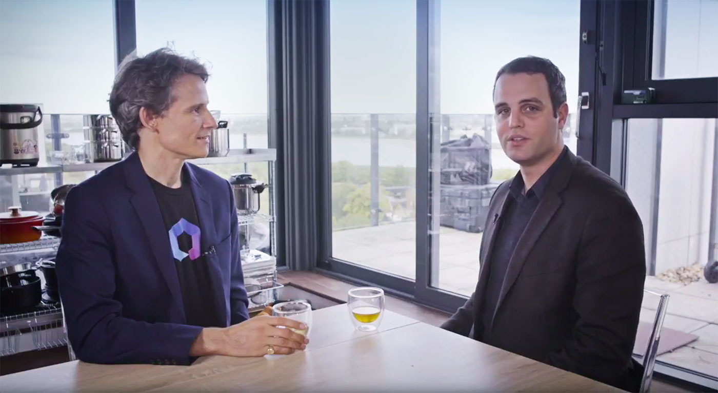 Talking the Future of the Blockchain With Alex Gordon-Brander, CEO of the Omega.One Cryptocurrency Exchange